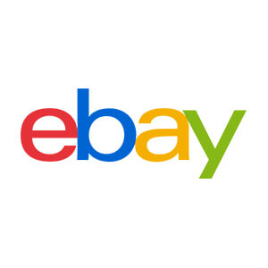 Ebay integration logo for Multiorders shipping management software