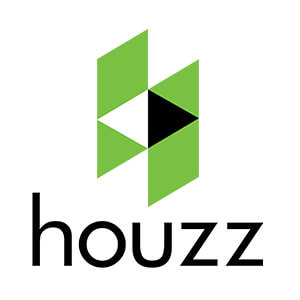 Houzz integration logo for Multiorders shipping management software