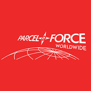 Parcelforce shipping integration logo