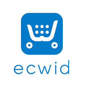 Ecwid integration logo for Multiorders shipping management software