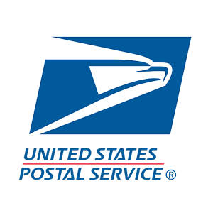 USPS logo - commercial plus rates on Multiorders shipping management software