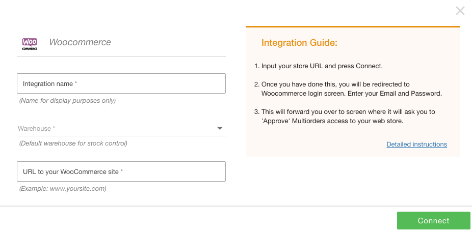 Amazon and WooCommerce Integration | Multiorders