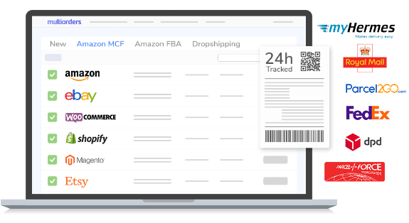 Multi-Channel Inventory Management Amazon and eBay