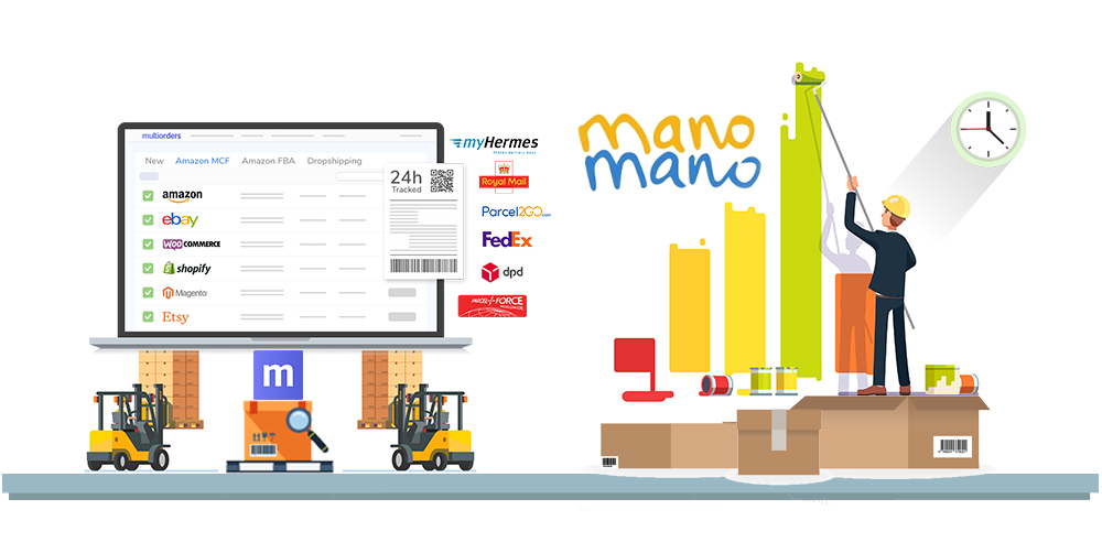 ManoMano Order Management and Fulfilment | Multiorders