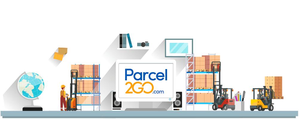 parcel2go Shipping Management for ebay sellers