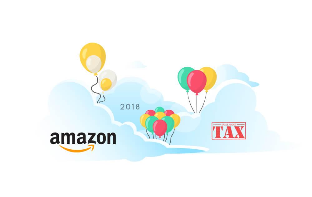 amazon added value tax(vat) 2018_multiorders