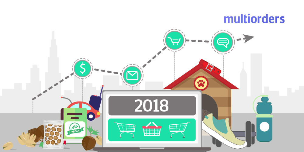 Best Ecommerce Niches in 2018 Multiroders