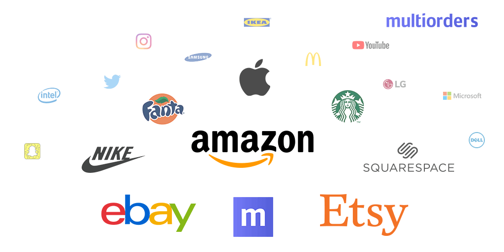 E-Commerce Branding - Logo Multiorders
