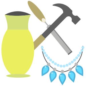 Handmade items e-commerce niches