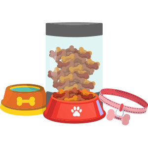 Pet supplies e-commerce niches