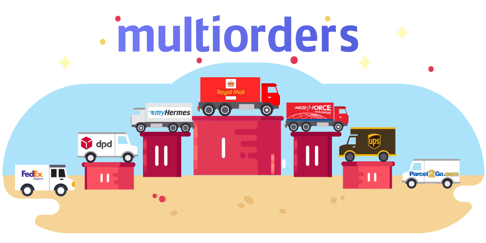 TOP Shipping Carriers for Online Orders in UK Multiorders