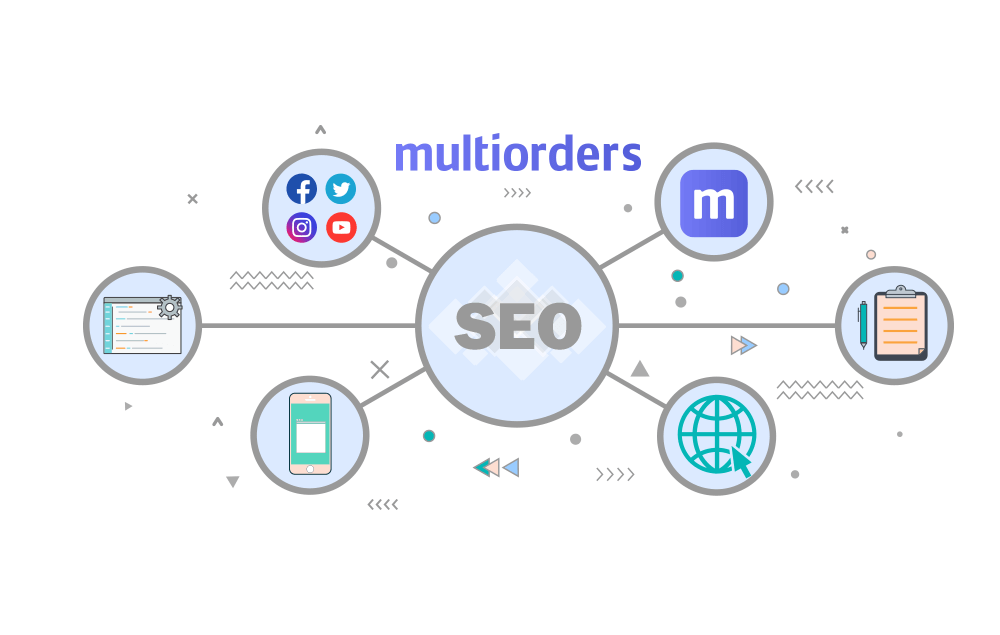 Top 10 SEO Tips for Online Stores Multiorders
