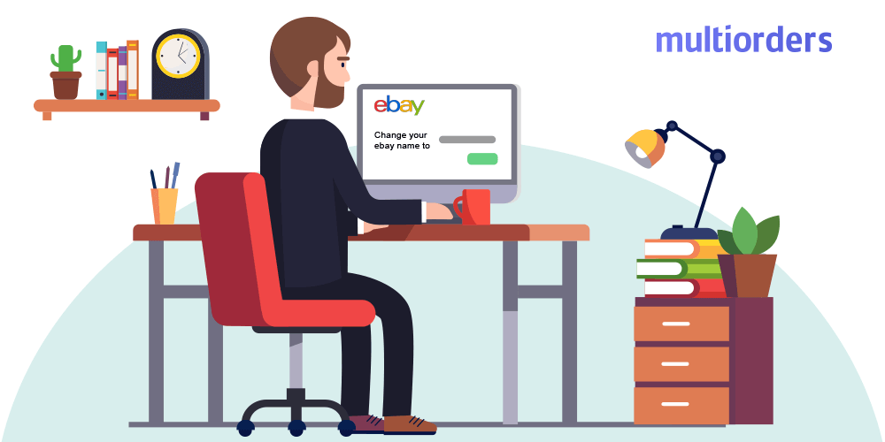 How To Change Your eBay Name Multiorders