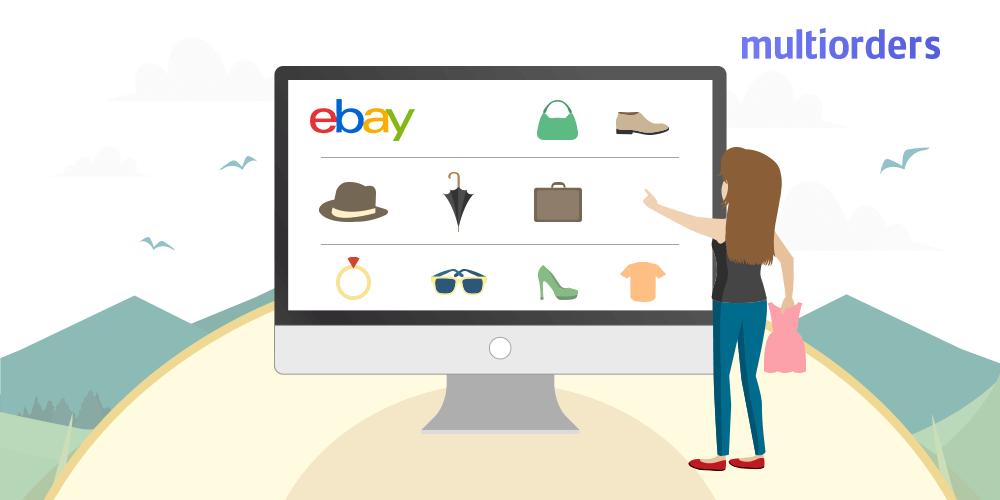 How To List Items On eBay Multiorders