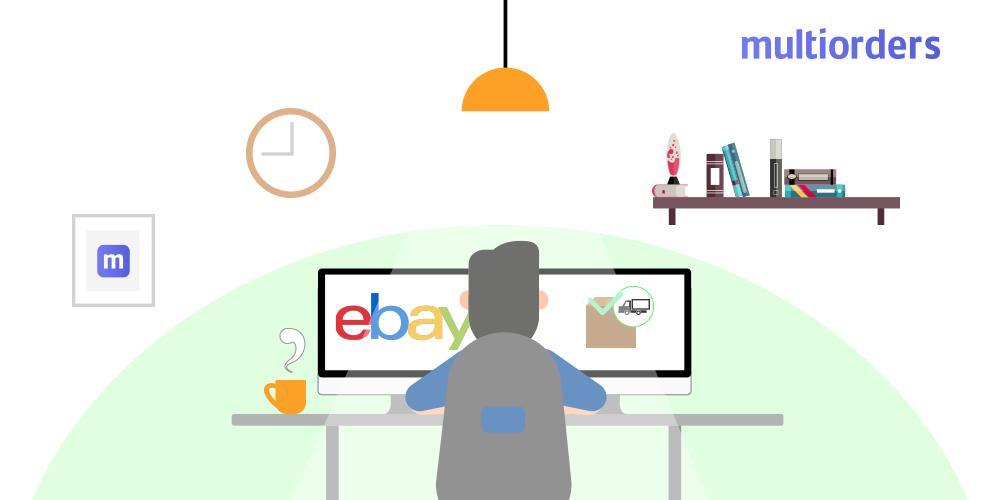 How To Mark eBay Item As Shipped Multiorders