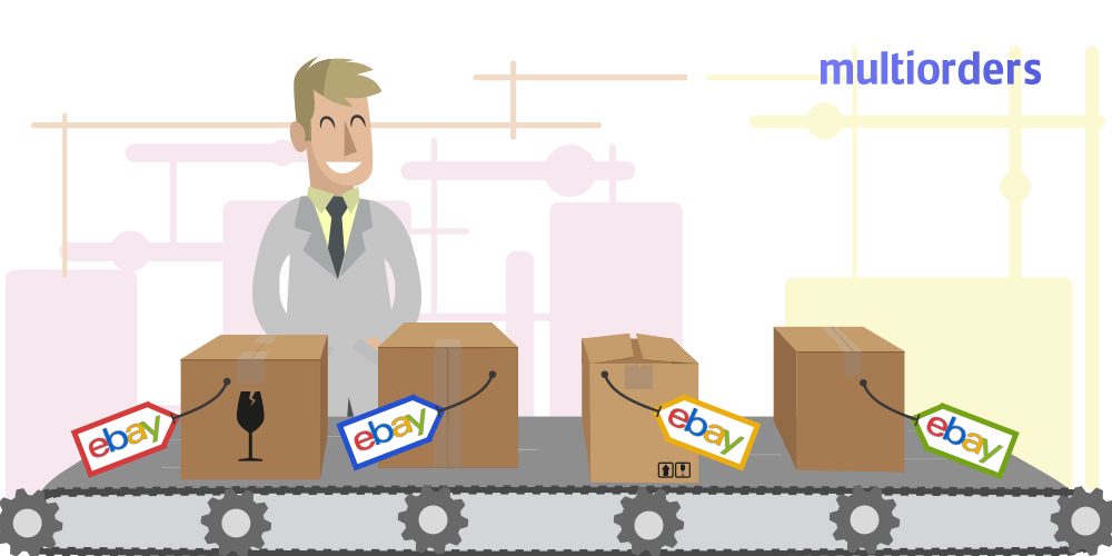 How To Sell Private Label On eBay Multiorders