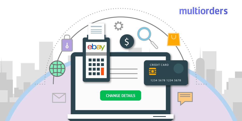 How To Change Bank Details On eBay Multiorders