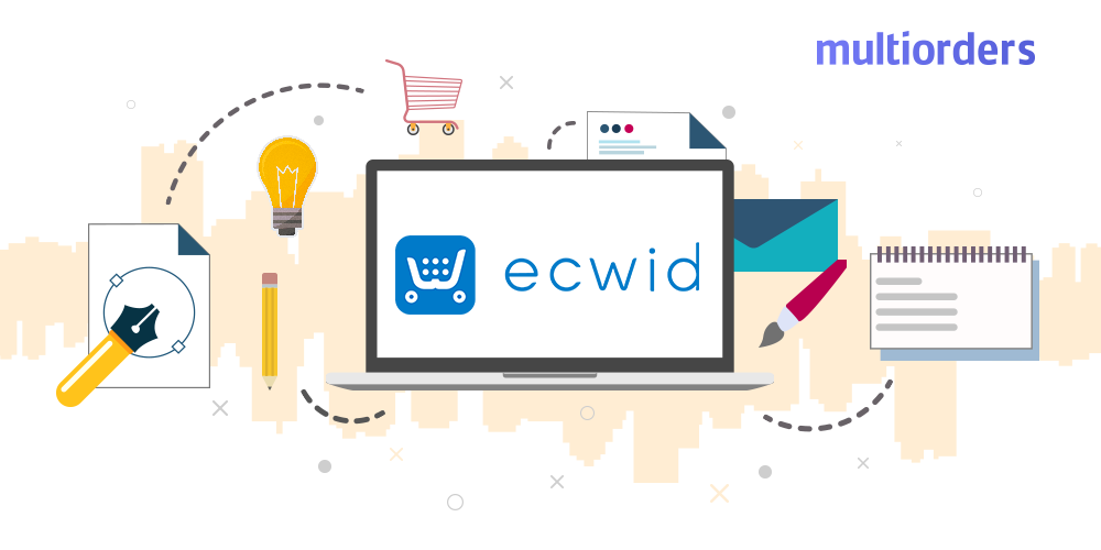 How To Customize your Ecwid Store Multiorders