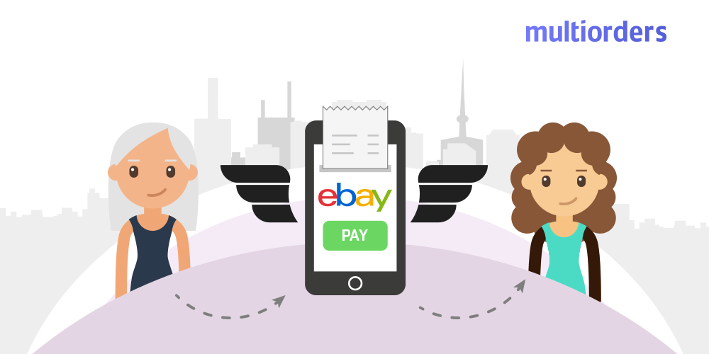 How To Send A Payment Request On eBay Multiorders