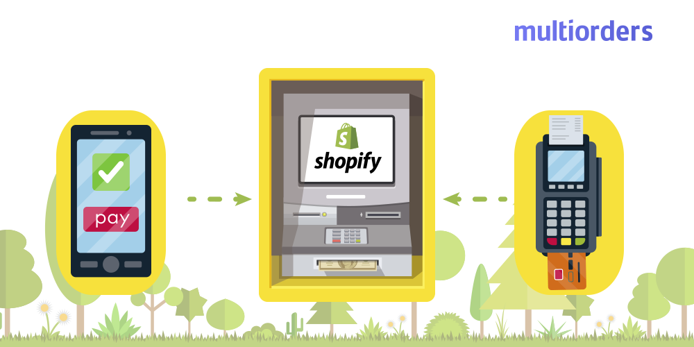 Does Shopify Process Payments In Your Store? Multiorders