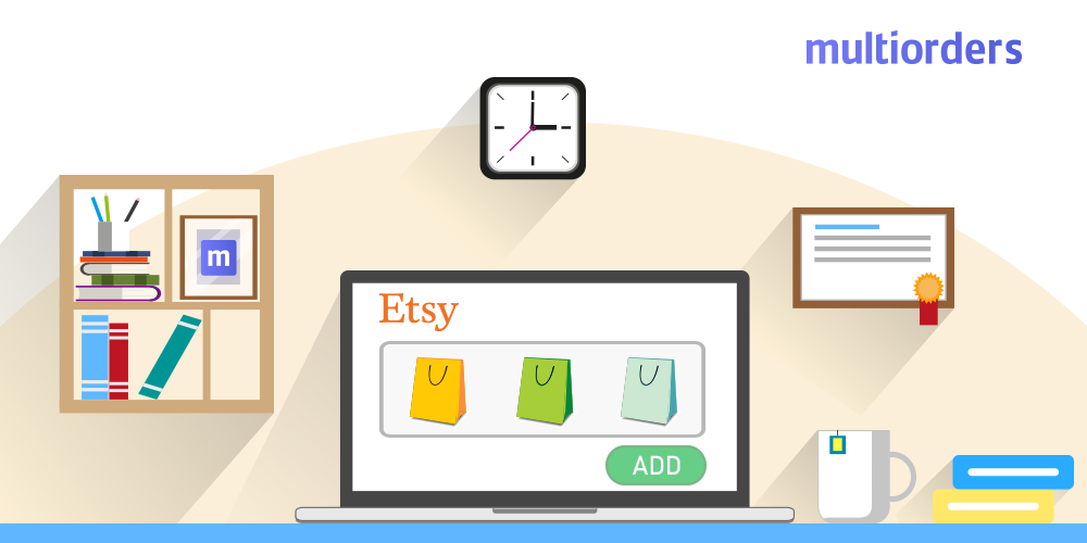 How To Add Quantity On Etsy Multiorders