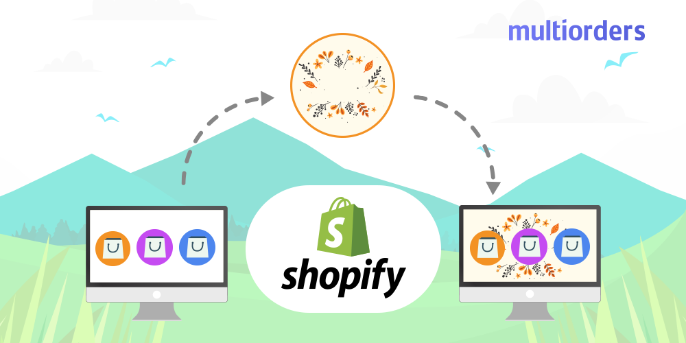 How To Change Shopify Themes For Storefronts Multiorders