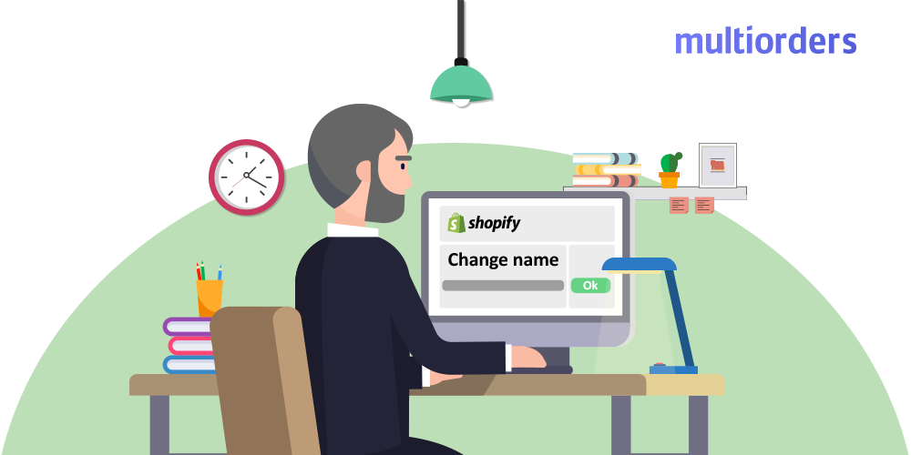 How To Change Your Shopify Store Name Multiorders