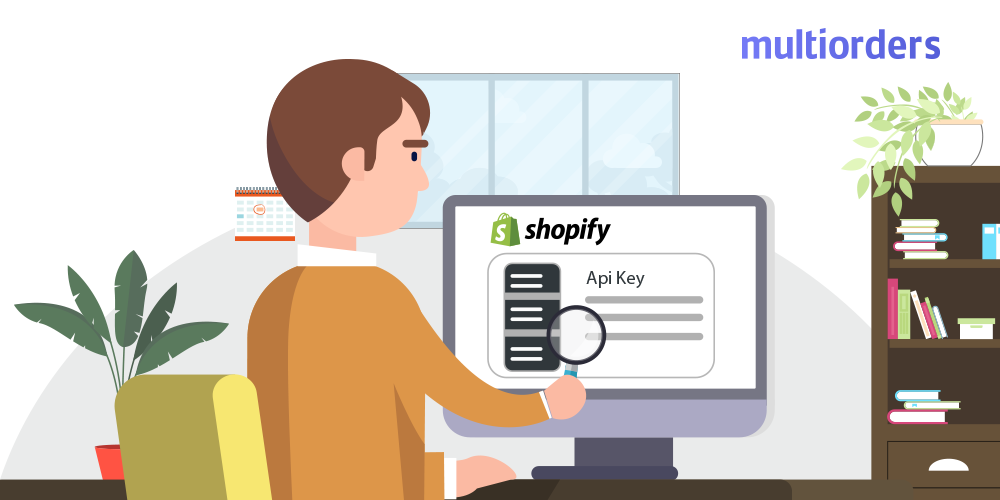 How To Get Shopify API Key For Private And Public App Multiorders