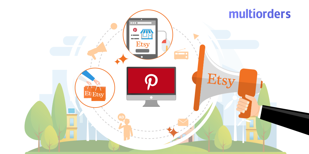 How To Advertise Your Etsy Shop On Pinterest Multiorders