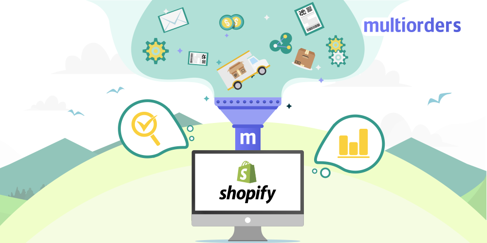 Best Shopify Shipping Management Software 2019 Multiorders Shopify Shipping Integration
