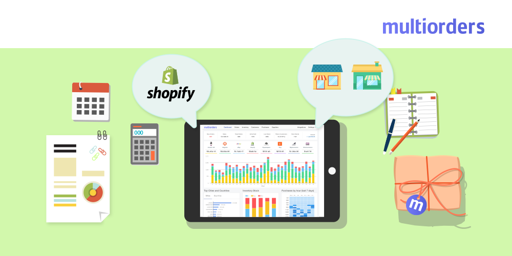 SOLVED How To Manage Multiple Shopify Stores 2019 Multiorders