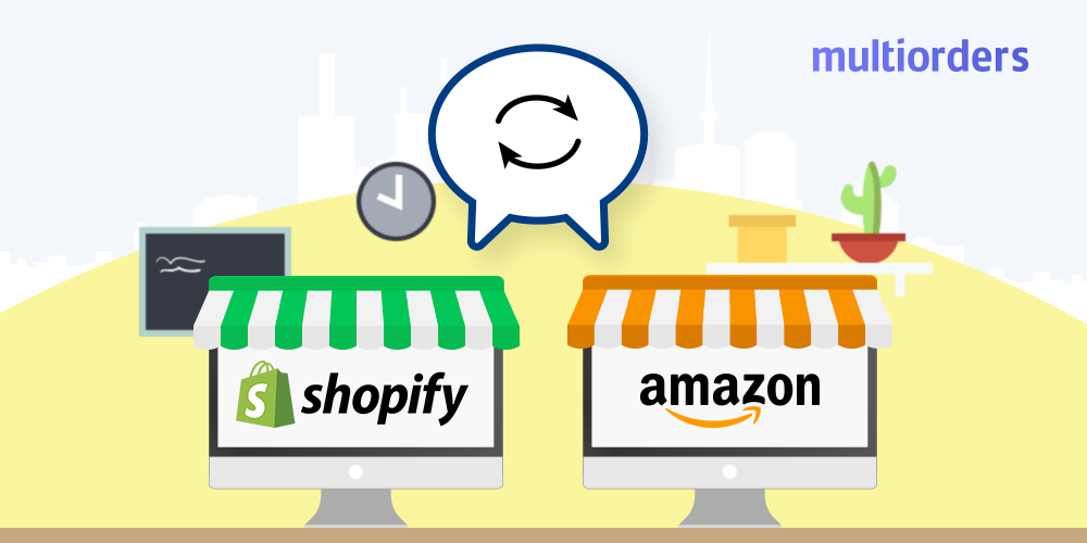 SOLUTION How To Sync Shopify And Amazon Multiorders