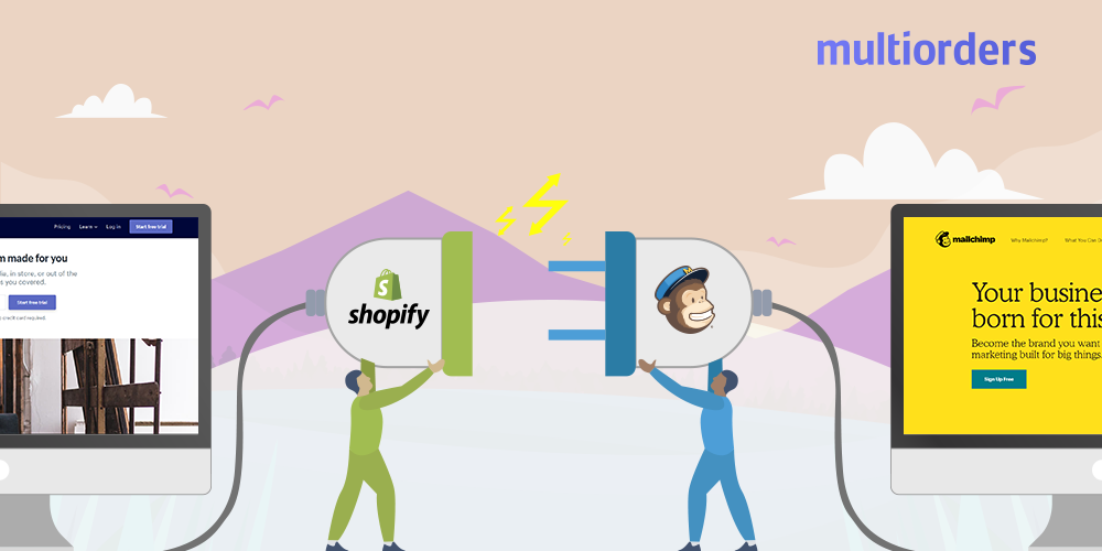 SOLUTION Shopify and Mailchimp Integration Multiorders