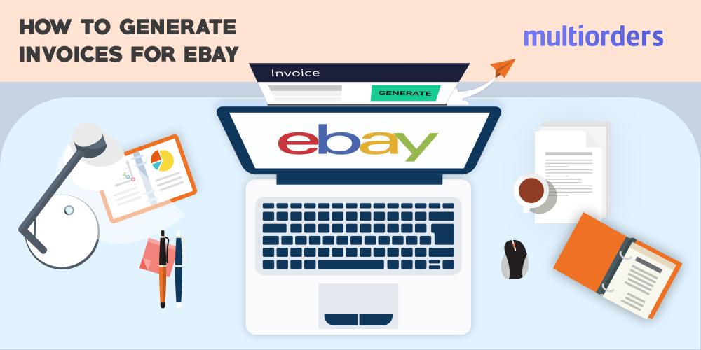 How To Ebay Invoice