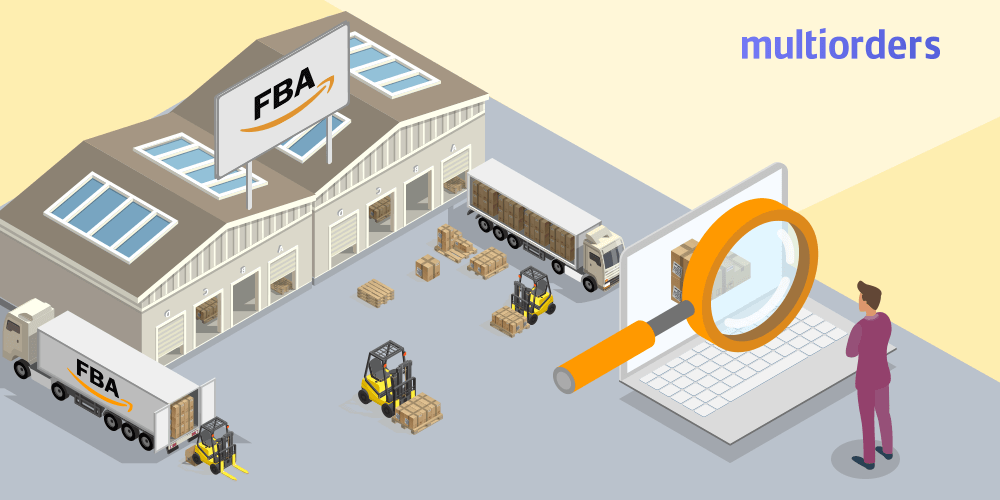 Amazon FBA management software