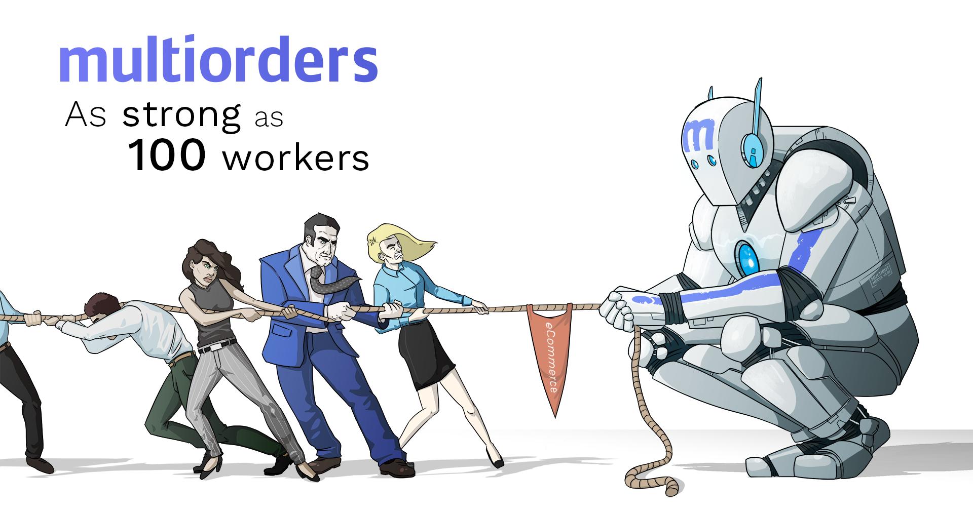 Multiorders