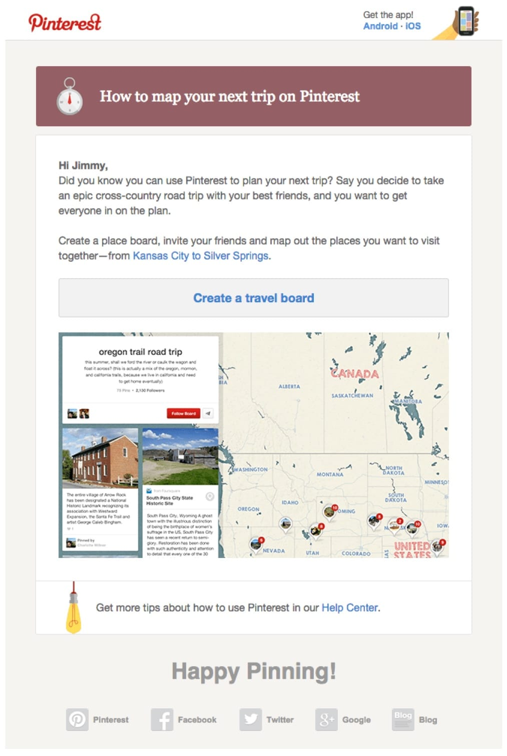 best newsletter ideas